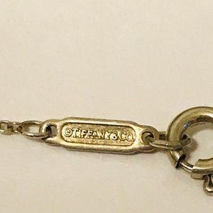 Tiffany & Co. Jewelry - Tiffany & Co. Rubedo® metal 925 Necklace